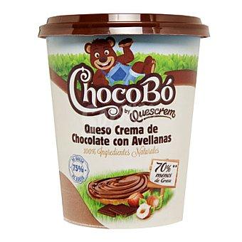 Chocobó Queso en crema de chocolate con avellanas 350 g