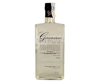 Geranium Ginebra premium Botella de 70 cl