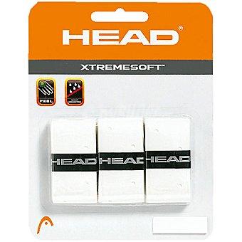 HEAD Xtremesoft Overgrip para para palas y raquetas Pack de 3