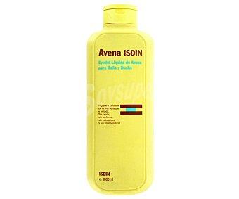 Isdin Avena syndet gel baño líquido de avena para baño y ducha piel sensible Frasco 1 l