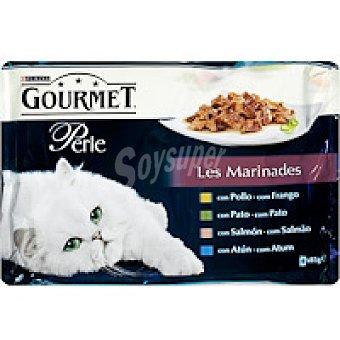 Perle Gourmet marinado Pack 4x85 g