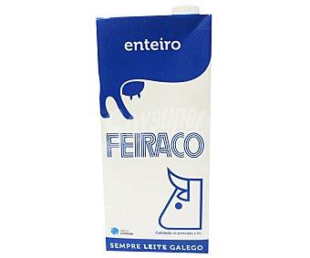 Feiraco Leche Entera Brik 1 litro
