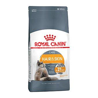 Royal Canin Pienso para gatos adultos Hair & Skin 2 kg
