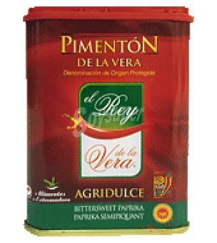 De La Vera Pimentón agridulce d.o. lata 75 g