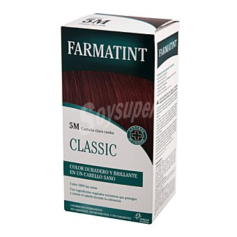 Farmatint Tinte Classic 5M Castaño Claro Caoba 1 ud