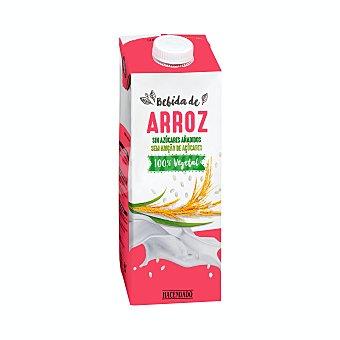 Hacendado Bebida arroz sin azucares añadidos Brick 1 l