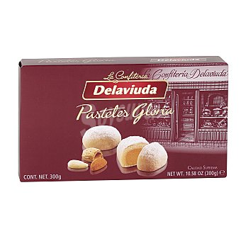 Delaviuda Pasteles gloria Caja 300 gr