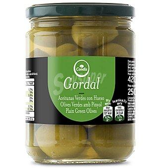 Condis Aceitunas Gordal con hueso 250 GRS