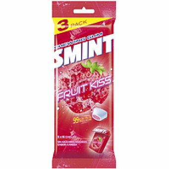 Smint Chicles de fresa Pack 2x32 g