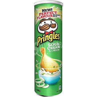 PRINGLES Aperitivo Sour Cream & Onion 190 gr