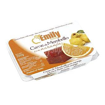 Emily Carne de membrillo con naranja Tarrina 200 gr