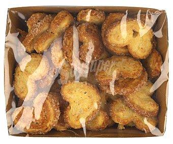 Poppies Palmeras minis con mantequilla Caja de 175 g