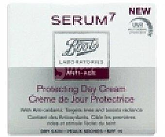 BOOTS SERUM7 Crema antiedad día, piel seca 50 Mililitros