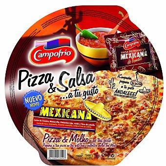 Campofrío Pizza Tex Mex 410 gramos