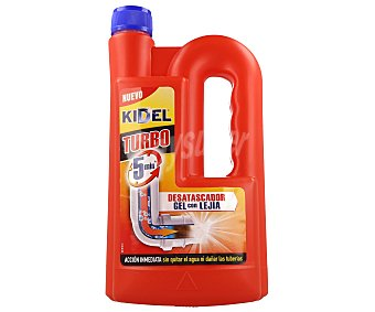 Kidel Desatascador de tuberías 1 litro