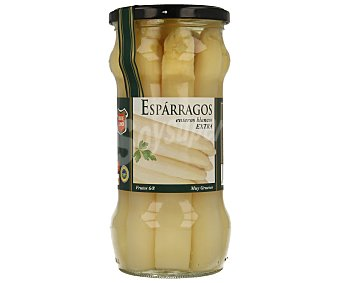 Viuda de Cayo Esparragos 6/8 Frutos Frasco de 325 Gramos