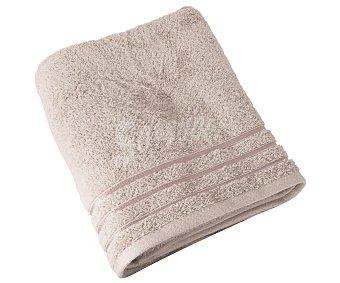 Actuel Toalla de ducha color beige 100% algodón, /m² de densidad, 70x140cm. actuel 480 g