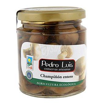 Pedro Luis Champiñón entero eco extra 124 g