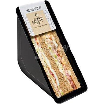 CALIDAD ARTESANA Sandwich de atún y lechuga  Pieza 200 g
