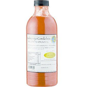 PLANETA VERDE Salmorejo cordobés receta tradicional 100% natural Botella 1 l