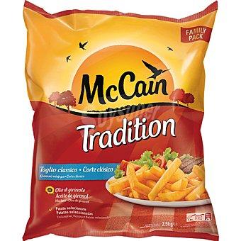 Mc Cain Patatas corte clásico Tradition Bolsa de 2,5 kg