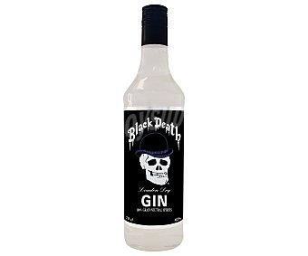 Black death Ginebra tipo London dry Botella de 70 cl