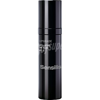 Sensilis Upgrade Lipo Lifting fluido facial de dia SPF 15 antiarrugas para pieles normales y mixtas dosificador 50 ml Dosificador 50 ml