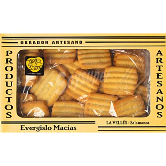 ESPIGA de CASTILLA Galleta de mantequilla La Caja 500 g
