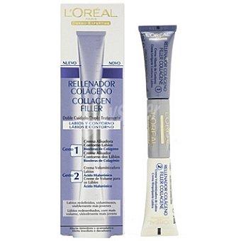 Dermo Expertise L'Oréal Paris Rellenador colágeno labios y contorno Envase 1 unidad