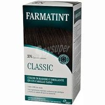 Farmatint Crema 3N castaño oscuro Caja 120 ml