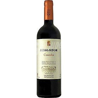 Azagador Vino tinto 4 meses DO La Mancha Botella 75 cl