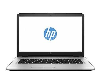 """HP Ordenador portátil con pantalla de 17,3"""", procesador: Intel i5-6200U, Ram: 8GB, Disco duro: 1TB, gráfica: AMD Radeon R7 M440, Windows 10 17-x005ns"""