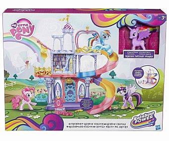 My Little Pony El Castillo Mágico del Arcoíris, Incluye 1 Pony 1 Unidad