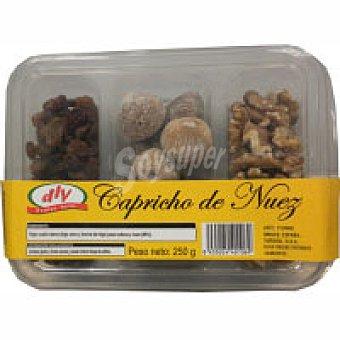 DLV Capricho de nuez (pasa sultana-higo-nuez Tarrina 250 g