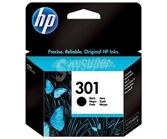 HP Cartucho de Tinta 301 - Negro 1 ud