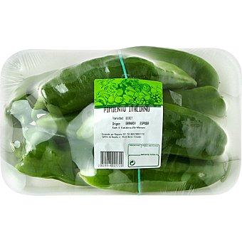 Pimiento verde fino Bandeja 500 g