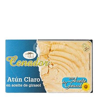 Cenador Atún claro en aceite de girasol 85 g