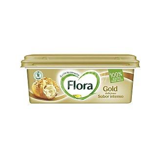 Flora Margarina Gold con sabor a mantequilla Envase 250 g
