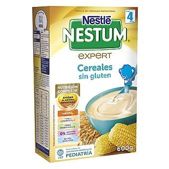 Nestum Nestlé Papilla cereales sin gluten expert 600 g