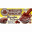 Bizcochos de chocolate paquete 400 g Biscuits Galicia