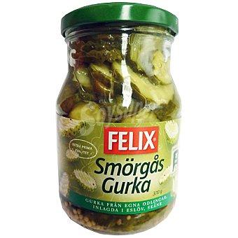 Purina Felix Pepinillos agridulces Frasco 370 g