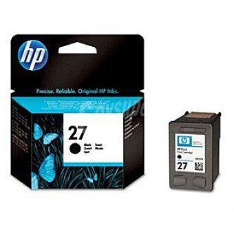 HP Cartucho de Tinta 27 - Negro 1 ud