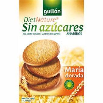 GULLÓN Diet Fibra María dorada Caja 400 g