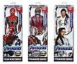 Surtido de figuras articuladas de personajes de Los Vengadores de 30cm. de altura, marvel.  Marvel
