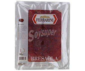 Ferrarini Bresaola loncheada Sobre 90 g