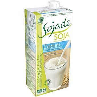 SOJADE Bebida de soja con calcio ecológica Envase 1 l