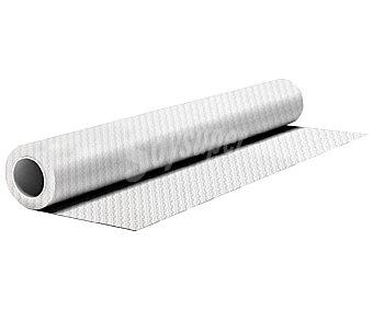 Macadamia Rollo de mantel desechable, color blanco, impermeable, 1,20x8 metros macadamia