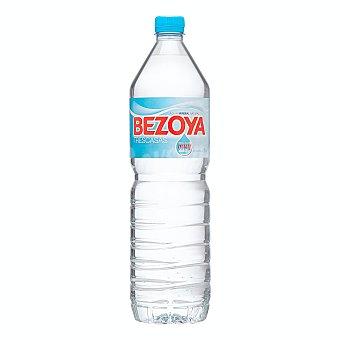 Bezoya Agua mineral Botella de 1,5 l