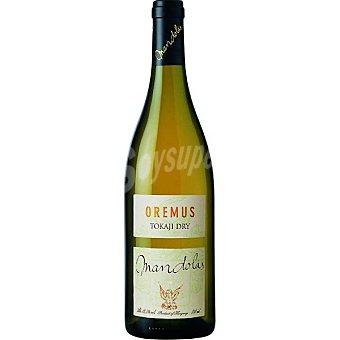 OREMUS TOKAJI vino blanco seco mandolas furmint de Hungría  botella 75 cl