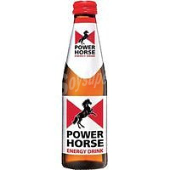 POWER HORSE Bebida energética Botellín 25 cl